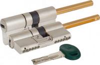 Цилиндровый механизм Mottura под вертушку дл. шток C48P313101 62 мм 26+10+26 МАТ.НИКЕЛЬ