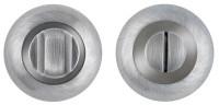 Фиксатор, накладка WC Fuaro BK6 RM SC/CP-16 матовый хром/хром
