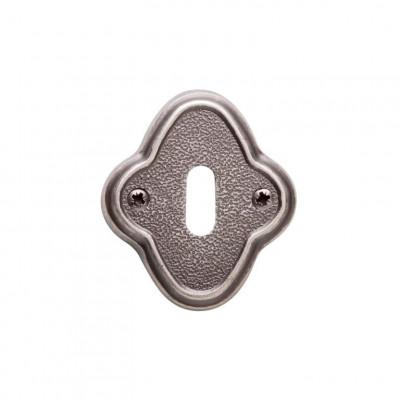 Накладка Val de Fiori под сув. ключ к ручкам Амуаж и Аморе, хром блестящий с эмалью, OB 73 AI