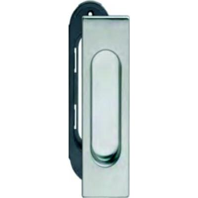 Ручка для раздвижных дверей KR01 PASS ПОЛИРОВАННЫЙ ХРОМ