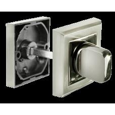 Фиксатор Morelli WC MH-WC-S SN/BN белый никель/черный никель