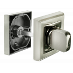 Фиксатор WC Morelli MH-WC-S SN/BN белый никель/черный никель