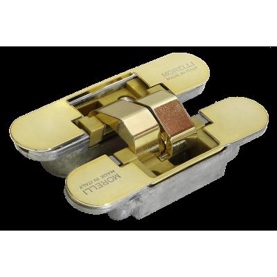 Петля скрытая Morelli HH-4 PG  - золото