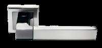 Ручка Morelli DIY MH-28 SN/BN-S белый никель/черный никель