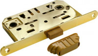 Замок Morelli WC магнитный  M1895 PG золото
