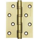 Петля латунная Armadillo 500-C4 100x75x3 SG Матовое золото