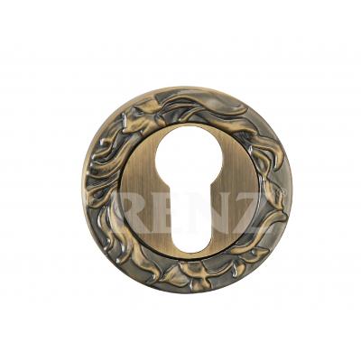 Накладка на цилиндр ET 20 AB, бронза античная