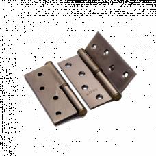 Петля латунная Renz левая/правая 100*70*3 мм, бронза ант.