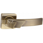 Ручка Renz Лари, DH 71-02 AB, бронза античная