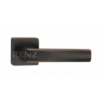 Ручка Renz Остия, DH 74-02 ABB, черная бронза с патиной