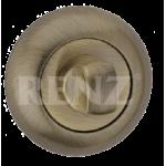 Завертка к ручкам RENZ, бронза BK 08 BIG AB, ант.