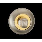 Завертка к ручкам RENZ, никель BK 08 BIG SN/GP, мат -
