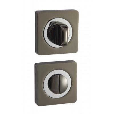 Завертка WC Vantage BK02BN черный никель/хром