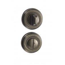 Завертка WC Vantage BK03AS состаренное серебро