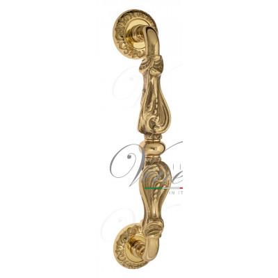 Ручка скоба Venezia FLORENCE D4 полированная латунь