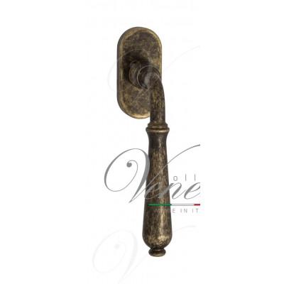 Ручка Venezia CLASSIC оконная FW античная бронза