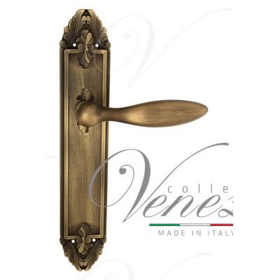 Ручка Venezia MAGGIORE на планке PL90 матовая бронза