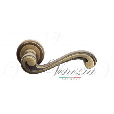 Ручка Venezia VIVALDI D1 матовая бронза