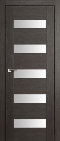 Дверь Profil Doors 29x Грей, стекло матовое