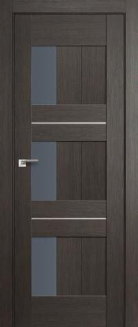 Дверь Profil Doors 35х Грей, стекло матовое