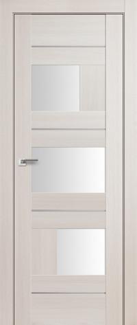 Дверь Profil Doors 39х Эш вайт, стекло матовое