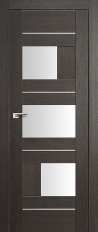 Дверь Profil Doors 39х Грей, стекло матовое