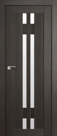 Дверь Profil Doors 40х Грей, стекло матовое