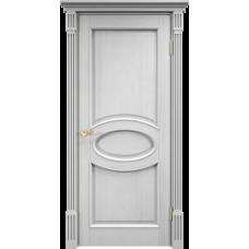 Дверь Арсенал 26ш глухая, белый воск