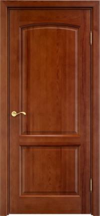 Дверь Арсенал 116ш глухая коньяк