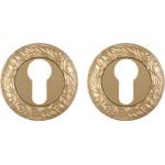 Накладка под цилиндр Fuaro ET SM GOLD-24 золото 24К