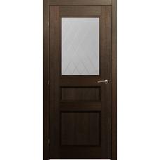 Дверь Краснодеревщик 3342 дуб шервуд