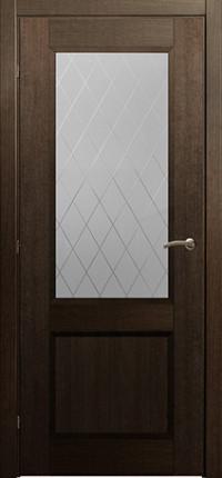 Дверь Краснодеревщик 3324 дуб шервуд