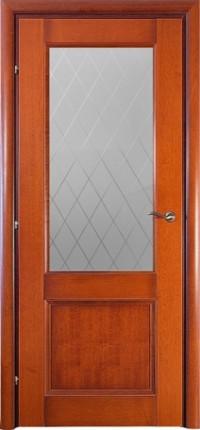 Дверь Краснодеревщик 3324 Бразильская груша