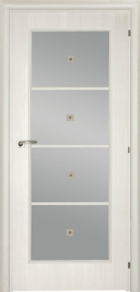 Дверь Марио Риоли Saluto 204 Белый палисандр