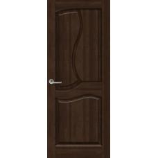 Дверь Ока Верона темный орех