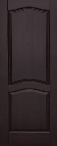 Дверь Ока Лео, глухая, Венге