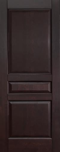 Дверь Ока Валенсия, глухая, Венге