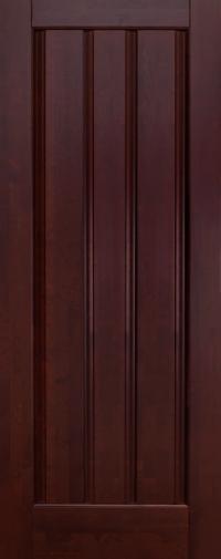 Дверь Ока Версаль, глухая, Махагон