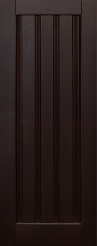 Дверь Ока Версаль, глухая, Венге
