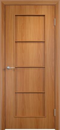 Дверь ламинированная Тип С-08 ДГ, миланский орех