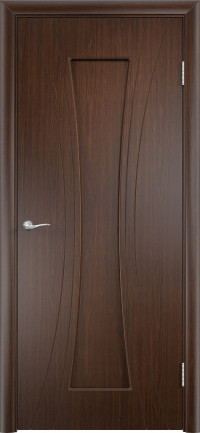 Дверь ПВХ Богемия ДГ венге