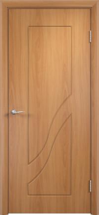 Дверь ПВХ Камила ДГ миланский орех
