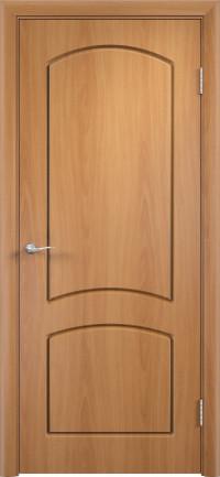 Дверь ПВХ Кэрол ДГ миланский орех