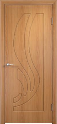 Дверь ПВХ Лиана ДГ миланский орех