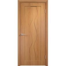 Дверь ПВХ Вираж ДГ миланский орех