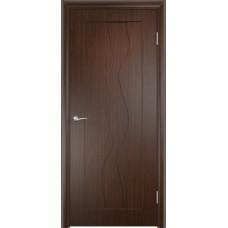 Дверь ПВХ Вираж ДГ венге