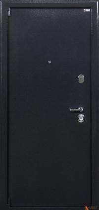 Дверь входная Арма Блэкс с панелью В-2 Венге поперечный