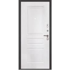 Дверь Arma Стоун с панелью ФЛ-243 Силк Сноу
