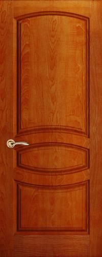 Дверь Изабелла, Красное дерво, Глухое