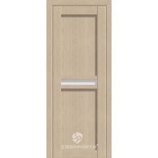 Дверь Casaporte Ливорно 01, беленый дуб